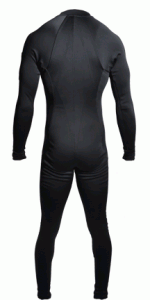 Mens Black Sauna Suit
