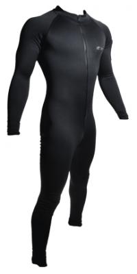 Mens Black Sauna Suit