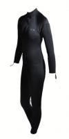 Womens Black Sauna Suit