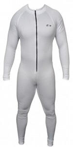 Generator White Performance Suit